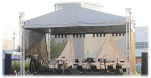 Sounding| Lighting | Rental of Mobile Podiums and Aparatures